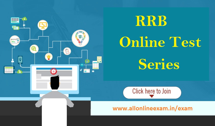 RRB Online Test Series for RRB Group D Exam Recruitment 2018