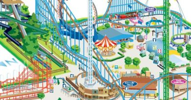 Best amusement park in world