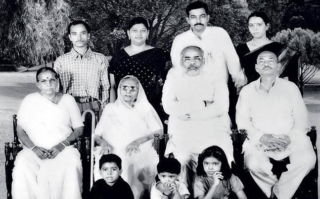 Narendra Modi's Early Life