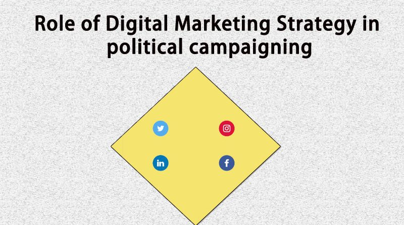 role of digital marketing in political campaign strategies