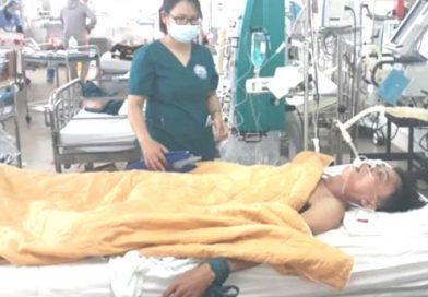 मरीज को अल्कोहल पॉइजनिंग से बचाने के लिए 15 कैन बीयर चढ़ाई गई